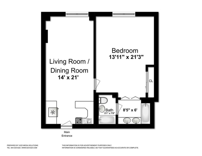 Central Park South, Midtown West, NYC, $4,550, Web #: 19906545