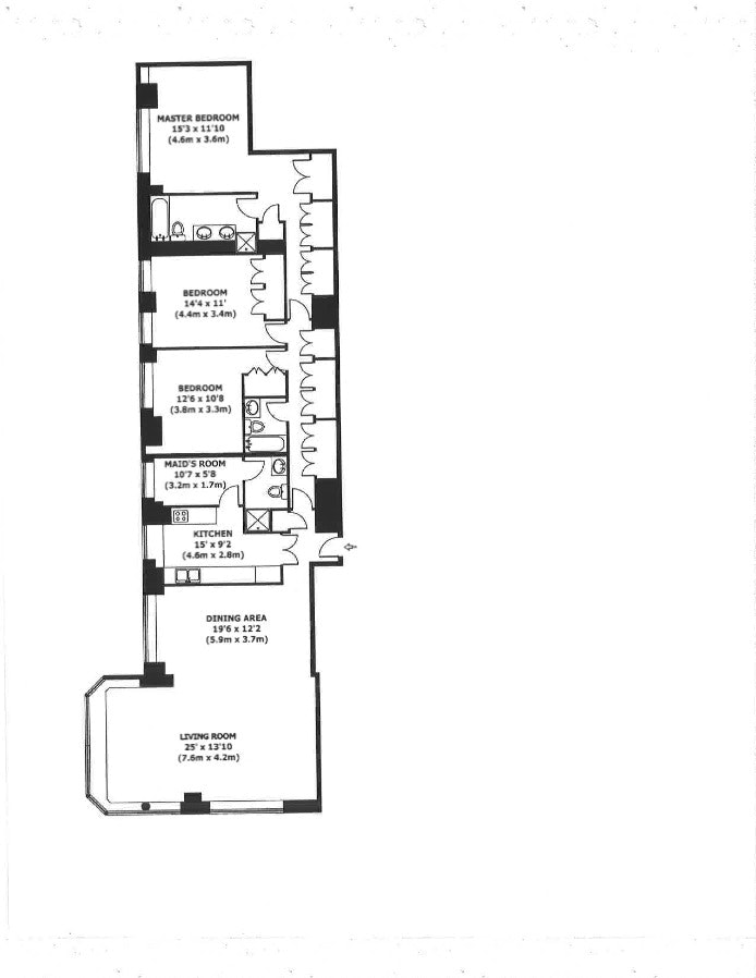 120 East 87th Street R24a, Upper East Side, NYC, $4,495,000, Web #: 19912018