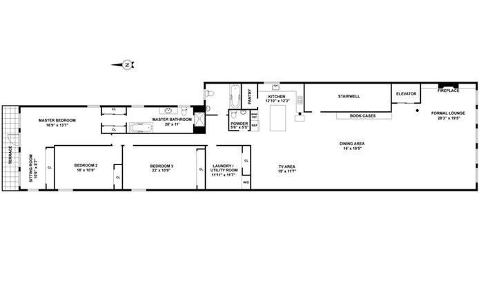 50 Bond Street 4thfloor, Noho, NYC, $7,000,000, Web #: 19936030