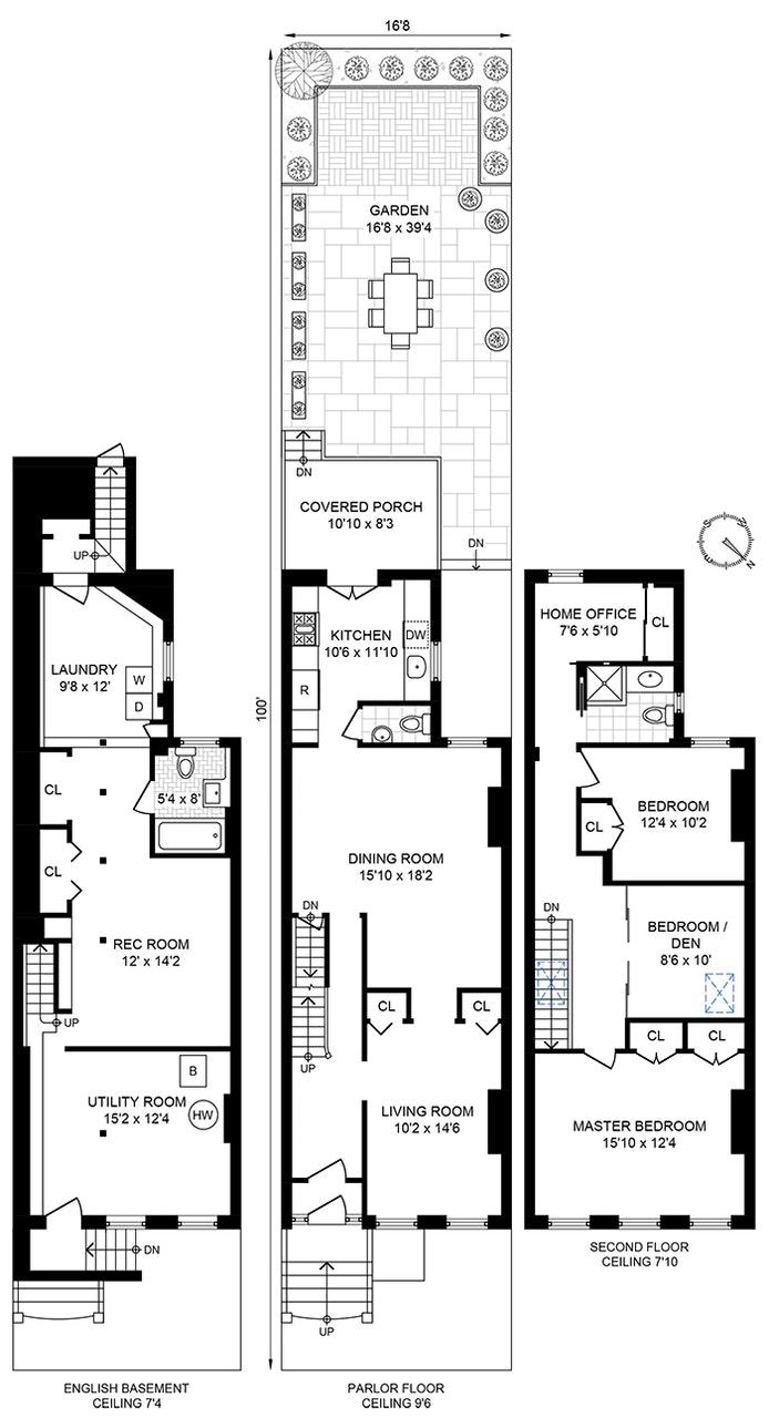 402A Douglass Street, Brooklyn, New York, $1,960,500, Web #: 19955614