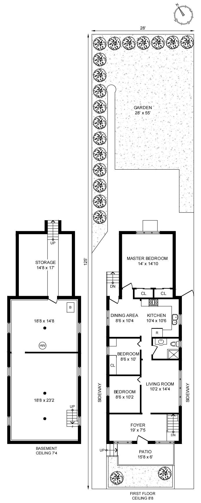 1353 East 96th Street, Canarsie, New York, $515,000, Web #: 19979560