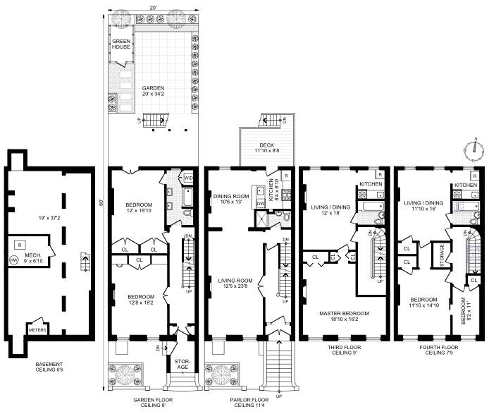 41 Jefferson Avenue, Brooklyn, New York, $2,300,000, Web #: 20047681