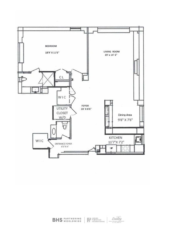 880 Fifth Avenue 17A, Upper East Side, NYC, $1,350,000, Web #: 20052283
