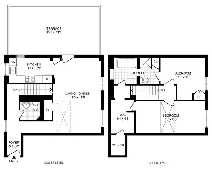 555 Washington Avenue 4A, Clinton Hill, New York, $1,150,000, Web #: 20082555