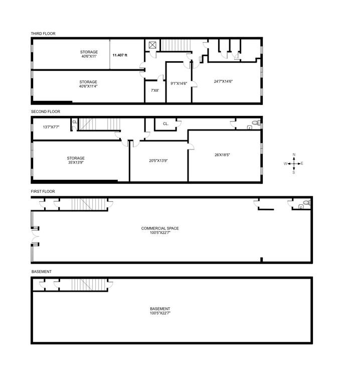121 Bowery, Chinatown, NYC, $5,750,000, Web #: 20092253