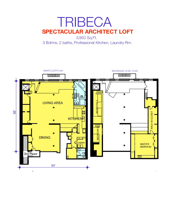 81 Leonard Street 3, Tribeca, NYC, $19,500, Web #: 20104602