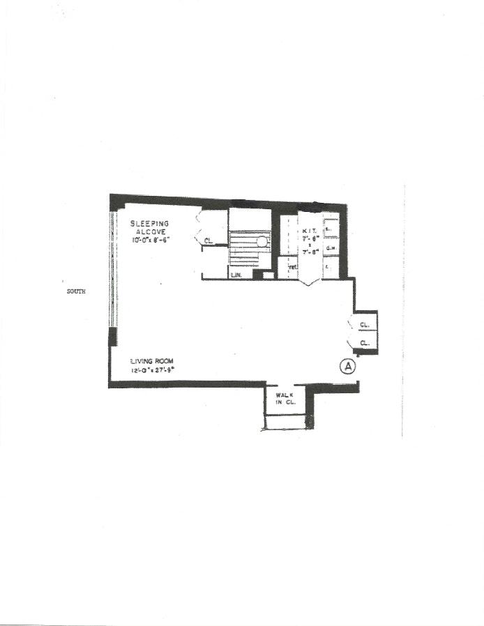 132 East 35th Street 2A, Murray Hill Kips Bay, NYC, $510,000, Web #: 20165639