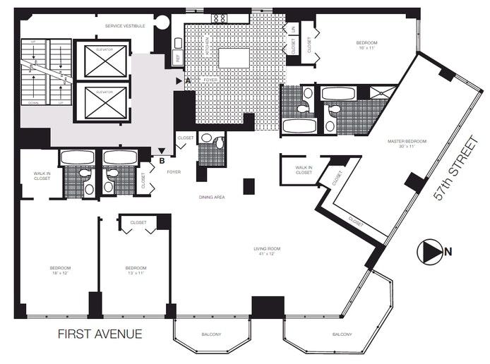 155 East 73 Street 7B, Upper East Side, NYC, $1,095,000, Web #: 20200615