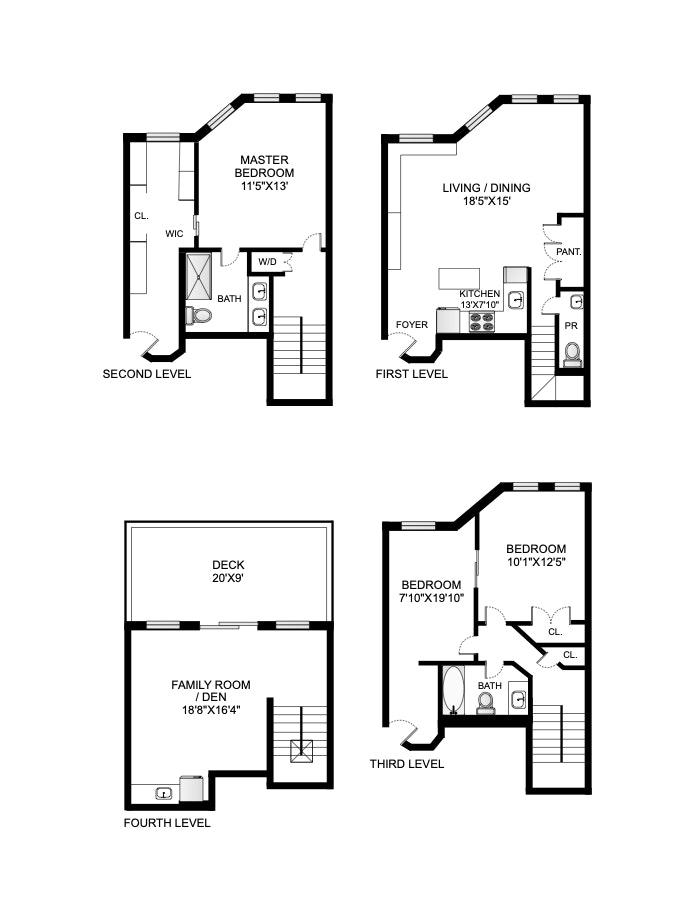 340 11th Street 3F, Brooklyn, New York, $1,500,000, Web #: 20233017