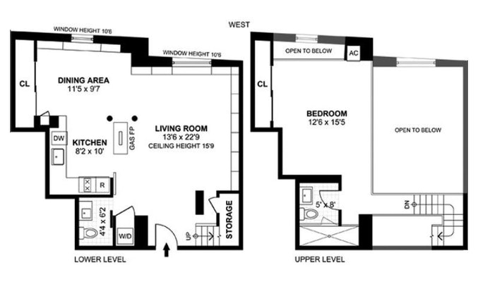 240 Centre Street 3K, Soho, NYC, $6,500, Web #: 20251478