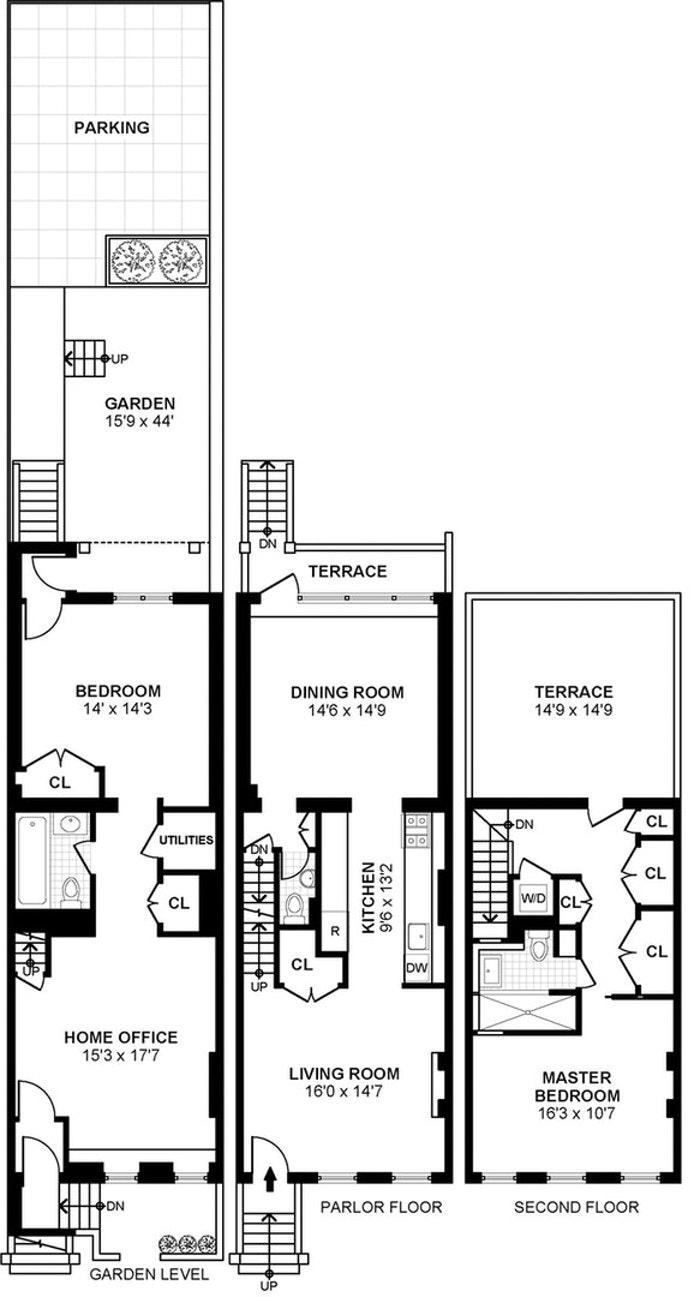 82 Pioneer Street, Brooklyn, New York, $1,825,000, Web #: 20255347