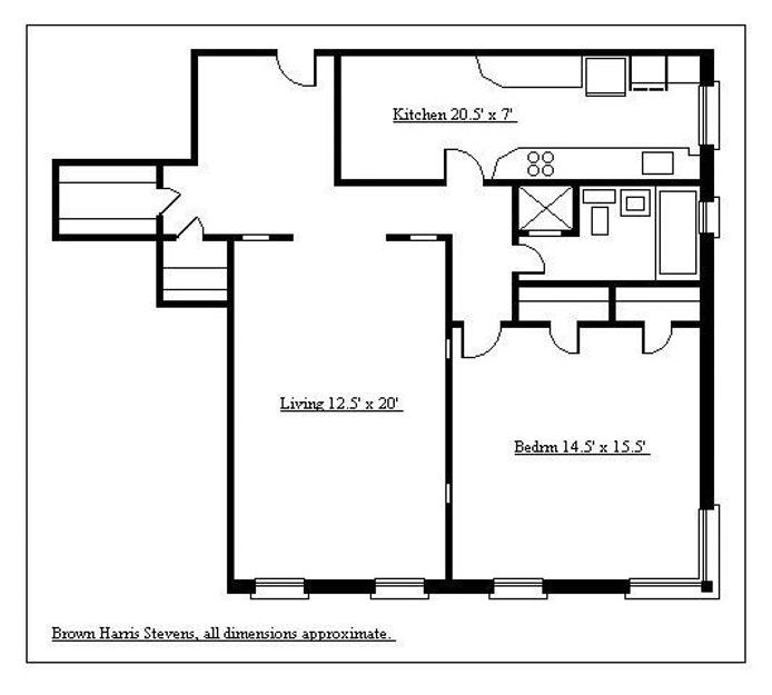 8701 Shore Road 413, Bay Ridge, New York, $439,000, Web #: 20263837
