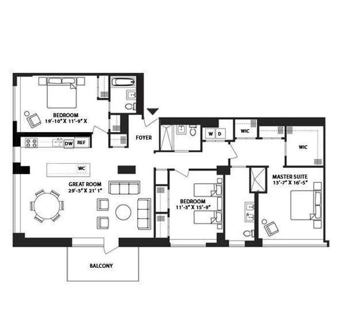 200 East 66th Street A805, Upper East Side, NYC, $15,000, Web #: 20286249