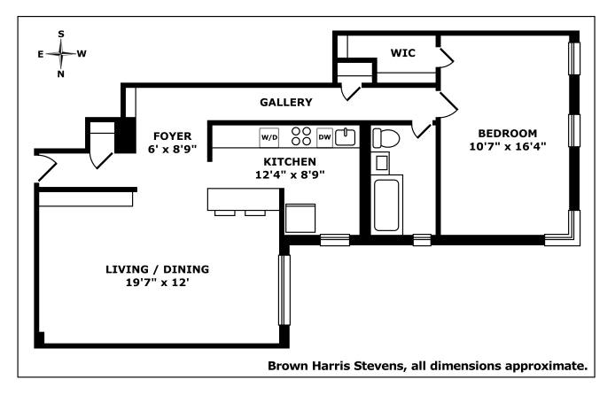 20 Clinton Street 3C, Lower East Side, NYC, $995,000, Web #: 20320489