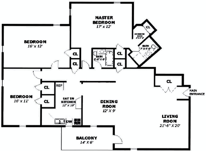 3135 Johnson Ave 5J, Spuyten Duyvil, New York, $625,000, Web #: 20371309