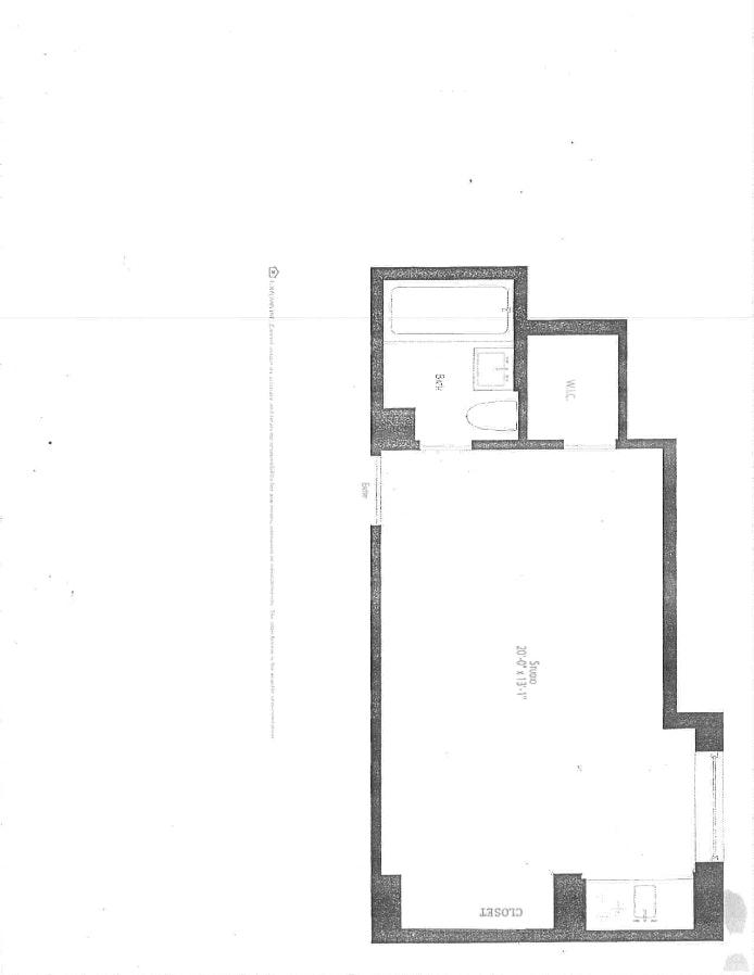 45 Tudor City Place 1606, Murray Hill Kips Bay, NYC, $280,000, Web #: 20383610