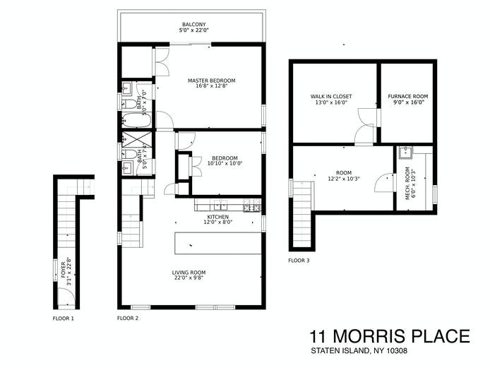 11 Morris Place, , $1,050,000, Web #: 20387179