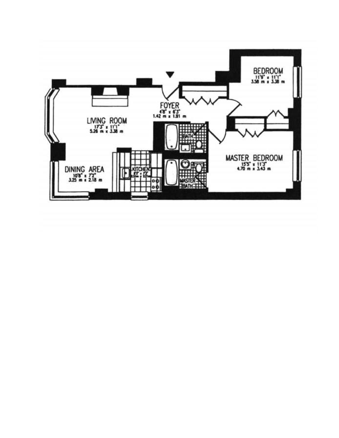 400 East 90th Street 22A, Upper East Side, NYC, $1,395,000, Web #: 20390810