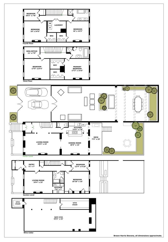 193 -195 Congress Street, Cobble Hill, New York, $12,750,000, Web #: 20396640