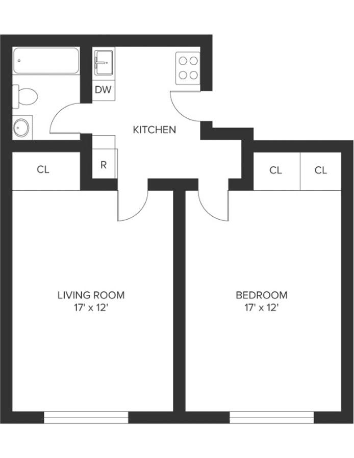 240 East 30th Street Ba, Midtown East, NYC, $425,000, Web #: 20408005