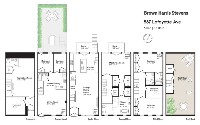 567 Lafayette Avenue, Brooklyn, New York, $2,900,000, Web #: 20462902