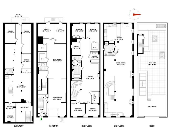 170 Eldridge Street, Lower East Side, NYC, $7,995,000, Web #: 20472136