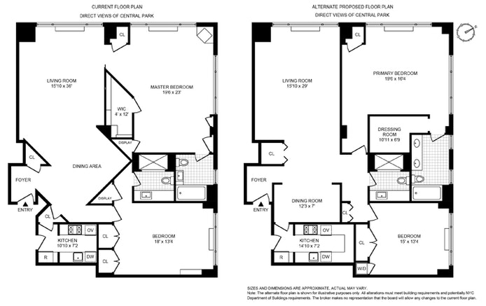 785 Fifth Avenue 5A, Upper East Side, NYC, $3,300,000, Web #: 20488142