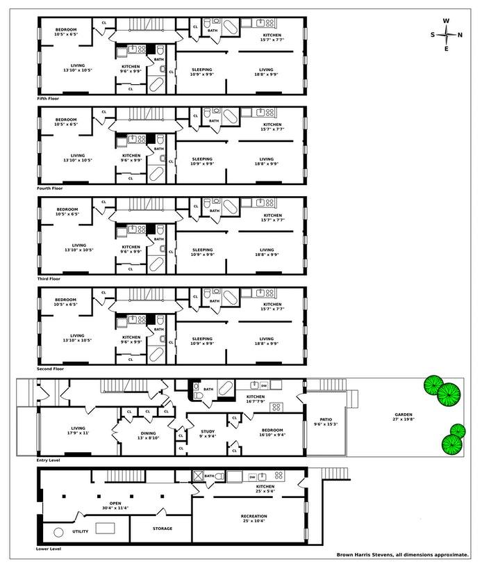 331 East 52nd Street Bldg, Midtown East, NYC, $3,950,000, Web #: 20501793
