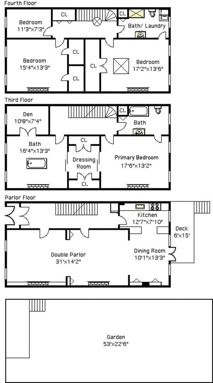 162 Dean St Triplex, Boerum Hill, New York, $11,000, Web #: 20503655
