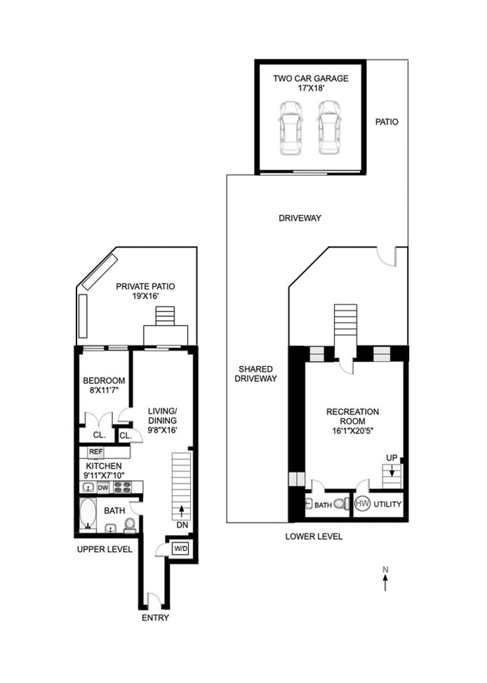 1019 President Street 1B, Crown Heights, New York, $799,000, Web #: 20519151