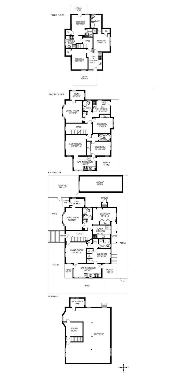 3703 Sea Gate Avenue, Seagate, New York, $699,000, Web #: 20538801