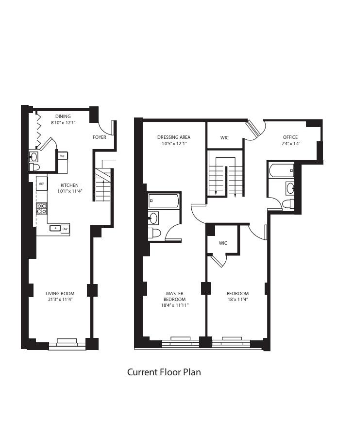 380 Lenox Avenue 3H, Central Harlem, NYC, $1,695,000, Web #: 20661323