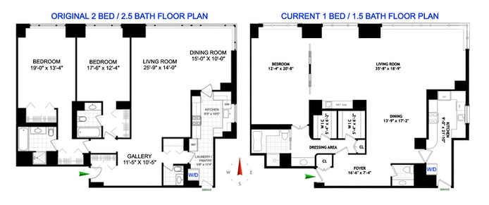 425 East 58th Street 9B, Midtown East, NYC, $1,500,000, Web #: 20666497