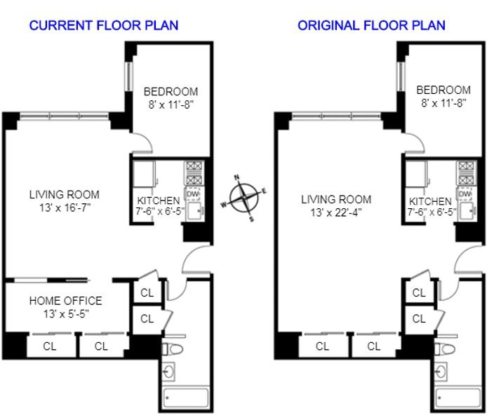 1 Gracie Terrace 2K, Upper East Side, NYC, $435,000, Web #: 20692856