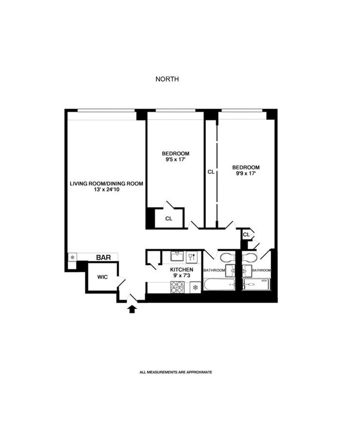 300 East 71st Street 3O, Upper East Side, NYC, $1,200,000, Web #: 20699248