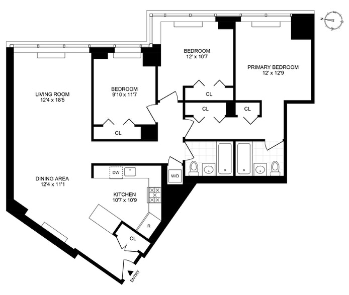 230 Ashland Place 4A, Brooklyn, New York, $1,475,000, Web #: 20777577