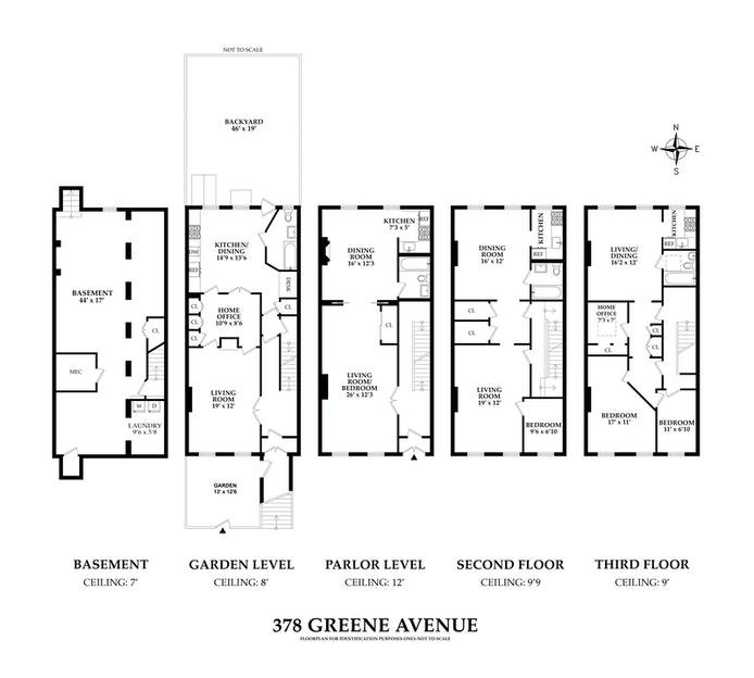 378 Greene Avenue, Brooklyn, New York, $2,650,000, Web #: 20792873