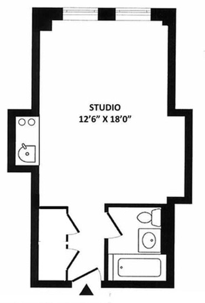 25 Tudor City Place, Midtown East, NYC, $310,000, Web #: 20804707