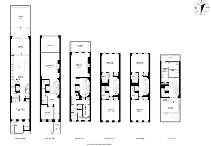 130 East 71st Street, Upper East Side, NYC, $16,950,000, Web #: 20811760