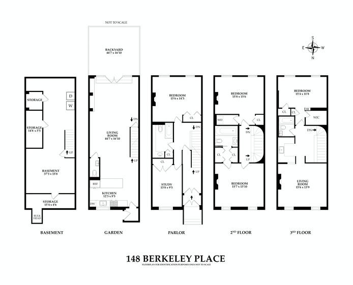 148 Berkeley Place, Park Slope, New York, $2,900,000, Web #: 20822331