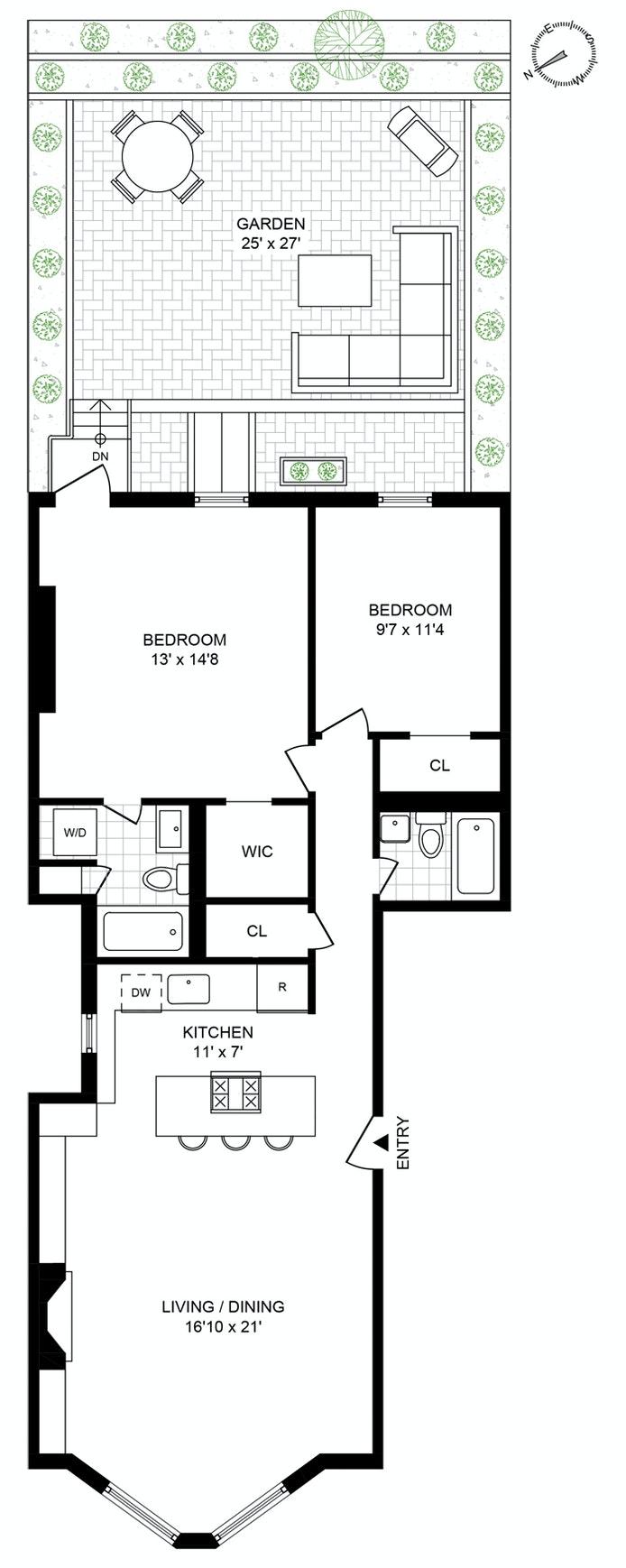 313 Hicks Street 1, Brooklyn, New York, $1,780,000, Web #: 20830441