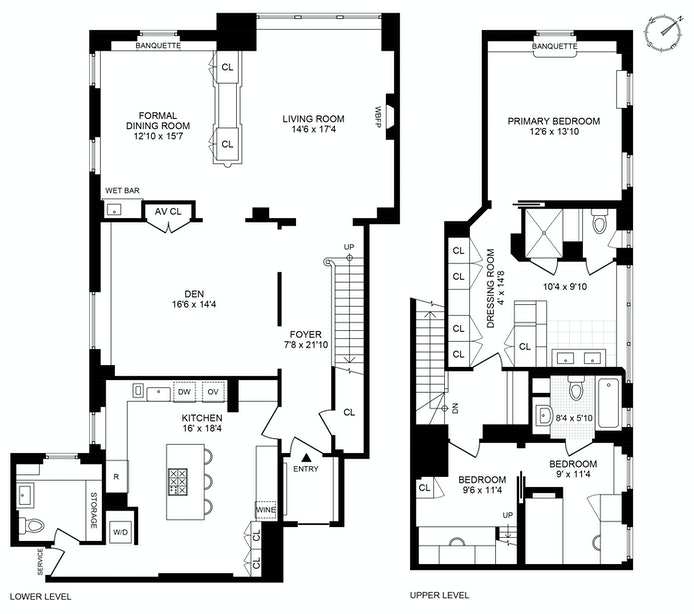 829 Park Avenue 9A, Upper East Side, NYC, $3,895,000, Web #: 20833828