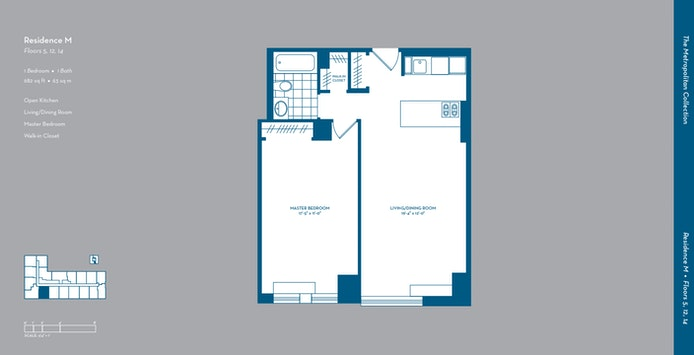 225 Rector Place 5M, Battery Park City, NYC, $2,979, Web #: 20834189