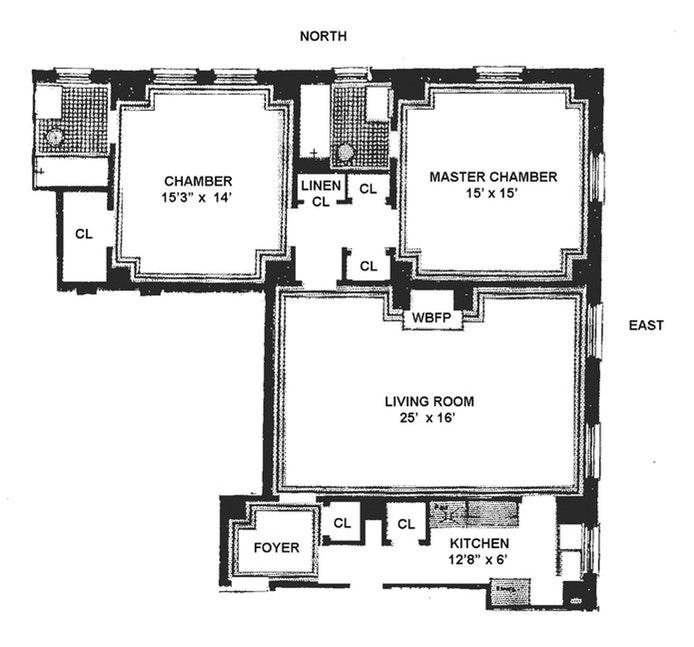 3 East 77th Street 14C, Upper East Side, NYC, $3,250,000, Web #: 20848035