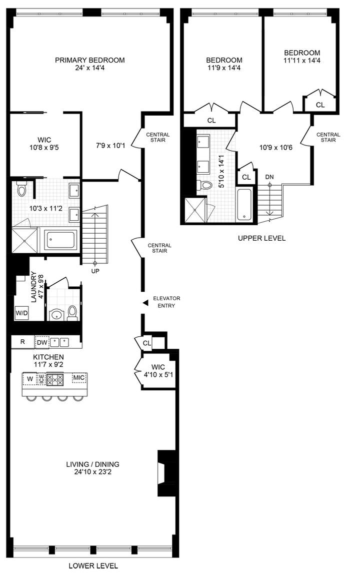 109 Greene Street 4B, Soho, NYC, $4,750,000, Web #: 20858608