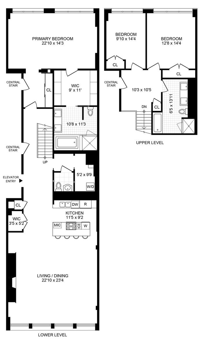 109 Greene Street 4C, Soho, NYC, $4,795,000, Web #: 20858611