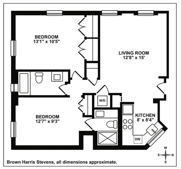 78 Bedford Street 3A, Central Village, NYC, $1,995,000, Web #: 20866093