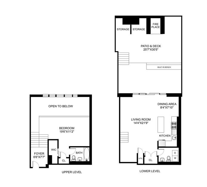 130 Jackson Street 1E, Williamsburg, New York, $1,699,000, Web #: 20903847