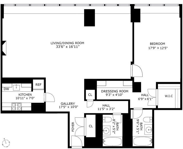860 United Nations Plaza 9C, Midtown East, NYC, $1,395,000, Web #: 20937654
