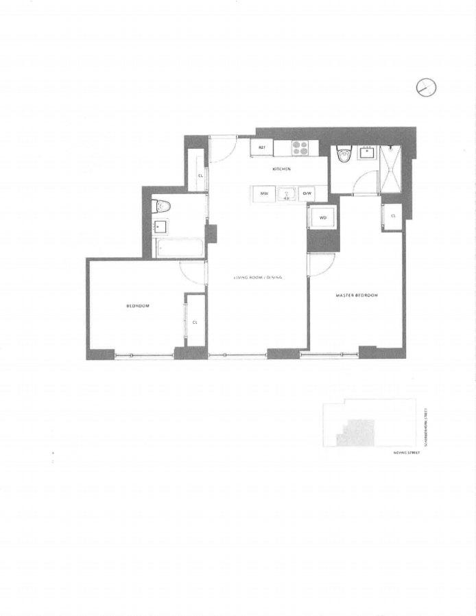 319 Schermerhorn Street 11C, Boerum Hill, New York, $4,500, Web #: 21044864